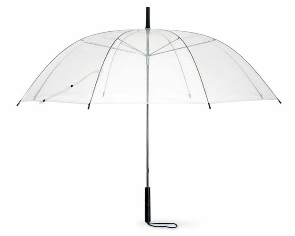 parapluie manuel publicitaire PVC