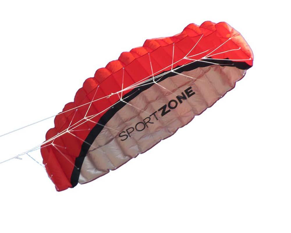 cerf volant power kite publicitaire sport