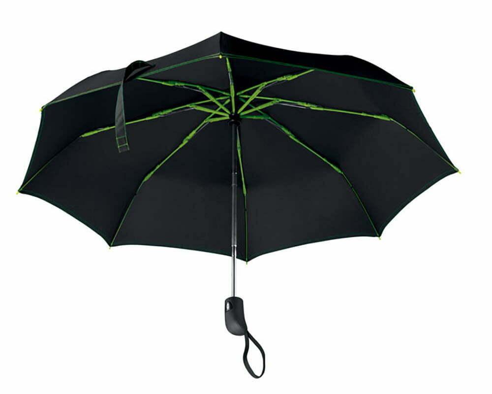 Parapluie pliable publicitaire tempete