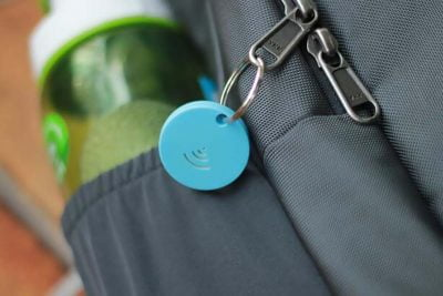 Porte-clés connecté RFID smartkey