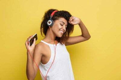 écouteurs casque publicitaire personnalisés