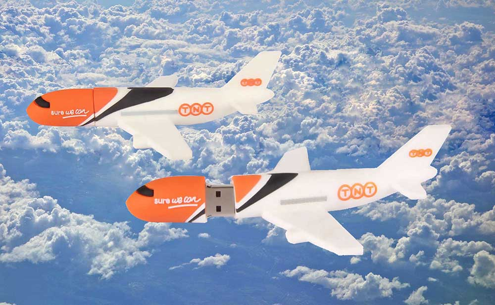 Cle USB avion transport aerien