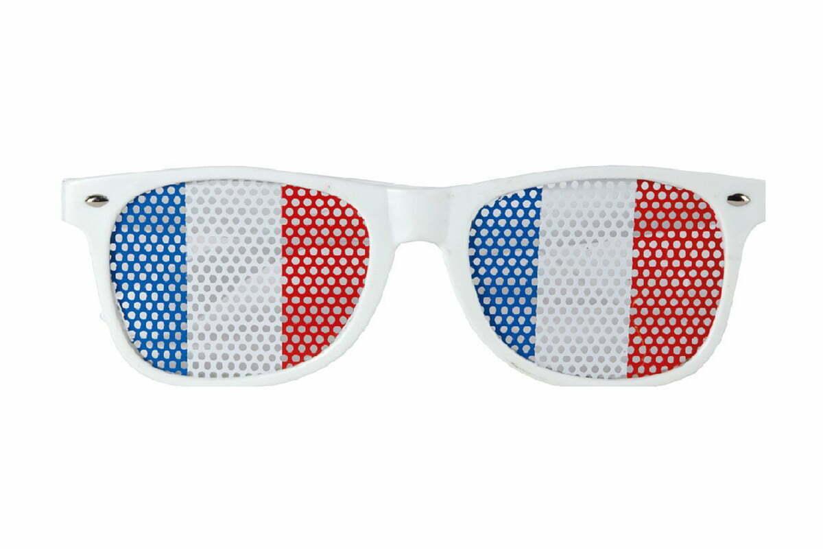 lunettes de soleil marquage logo sur le verre ou la monture
