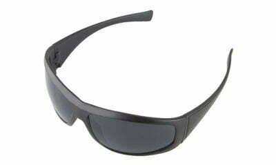 lunettes de soleil publicitaire style rock