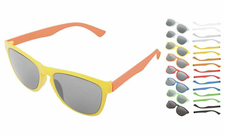 lunettes de soleil publicitaire sur-mesure