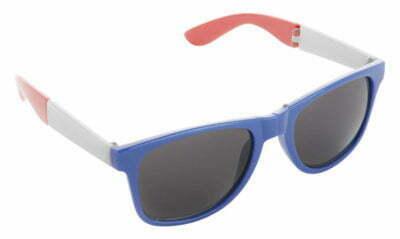 lunettes de soleil publicitaires montures pliables