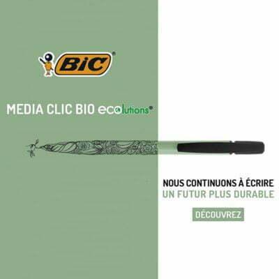 stylo bic publicitaire ecolution