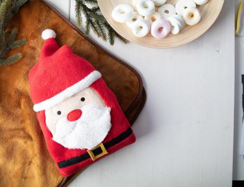 Plaids et Peluches de Noël