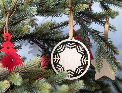 Décorations de Noël Personnalisables